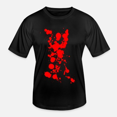 Bloodstain bloodstains - Men's Functional T-Shirt