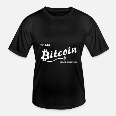 Bitcoin Team Hodl it - Men's Functional T-Shirt