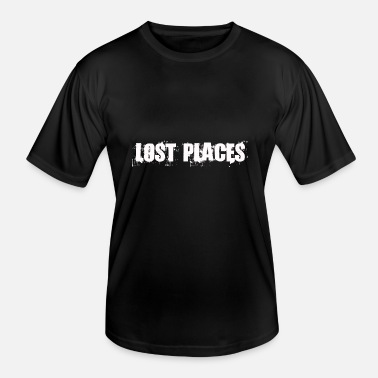 Lost Place Lost Place - Männer Funktions-T-Shirt