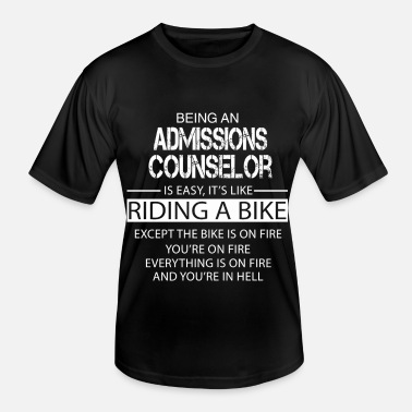 Admission Admissions Counselor - Men's Functional T-Shirt