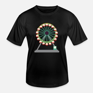 Ferris Wheel Ferris wheel - Men's Functional T-Shirt