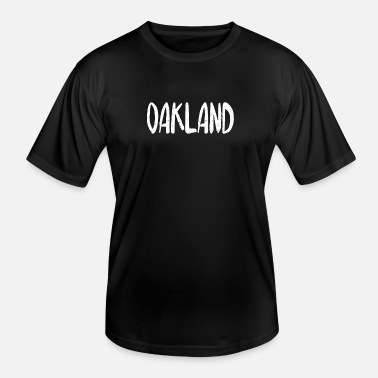 Oakland Raiders oakland - Männer Funktions-T-Shirt