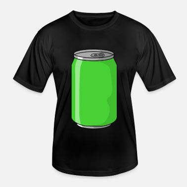 Energy Drink Dose - Männer Funktions-T-Shirt