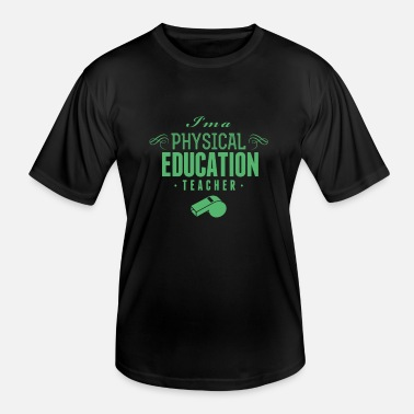Sport Sports teacher teaching sport to sports class - Men's Functional T-Shirt