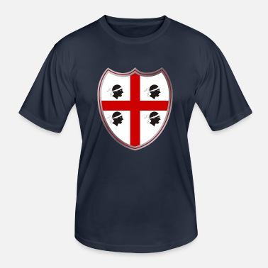 Sardinia Sardinia (coat of arms) - Men's Functional T-Shirt