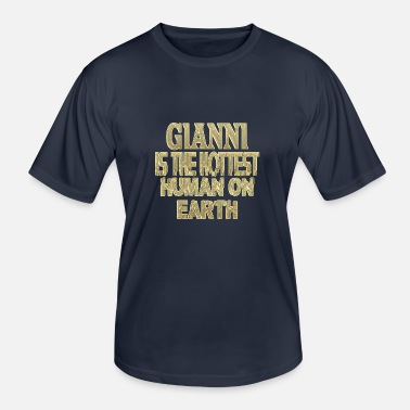 Gianni Gianni - Männer Funktions-T-Shirt