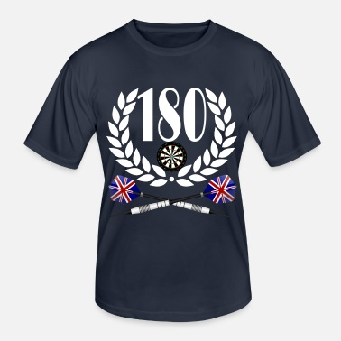 Sports Darts 180 - Men's Functional T-Shirt