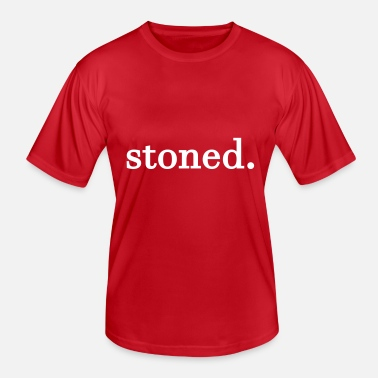 Stoned stoned. - T-shirt sport Homme