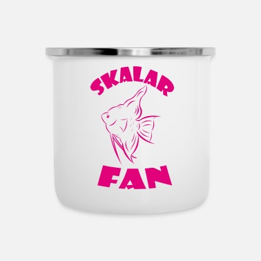 Fan Fan Scalare - Tazza smaltata