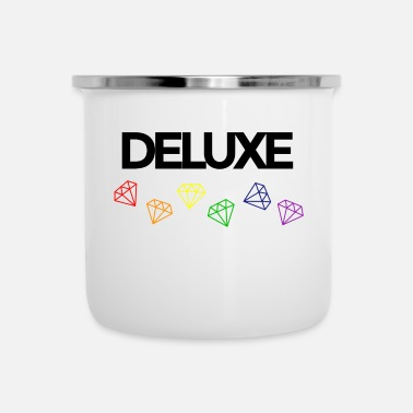 Deluxe Deluxe LGBT Gay Pride - Emaljmugg
