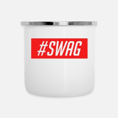 Swag #SWAG - Tazza smaltata