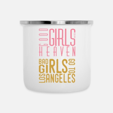 Los Angeles Lot1 GoodGirls Los Angeles - Tasse émaillée