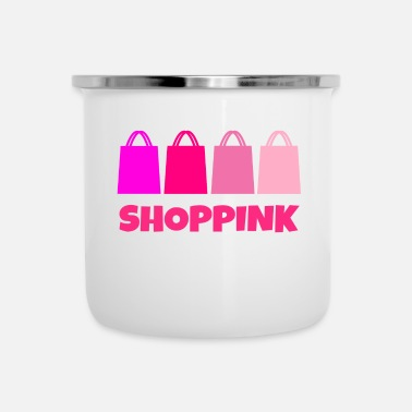 Shops SHOP PINK - Emaljmugg