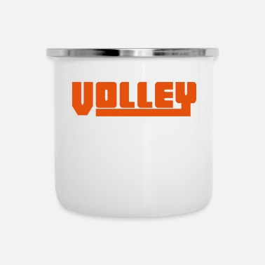 Volley 2541614 15081041 volley - Emaille mok