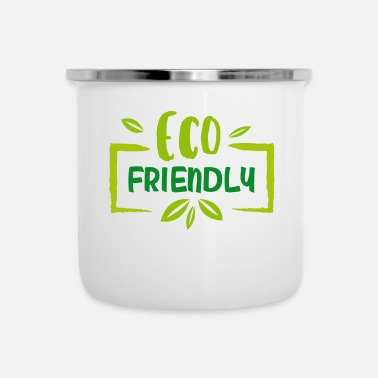 Eco Eco friendly - Enamel Mug