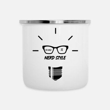 Nerd NERD - Tazza smaltata
