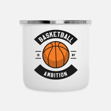Basket Basket Ambition Sport - Tazza smaltata