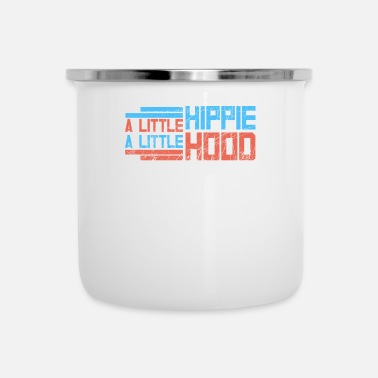 Hippie HIPPIES: Little Hippie Little Hood - Tasse émaillée