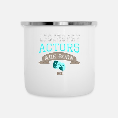 Actor Legendary Actors are born in June boys - Enamel Mug