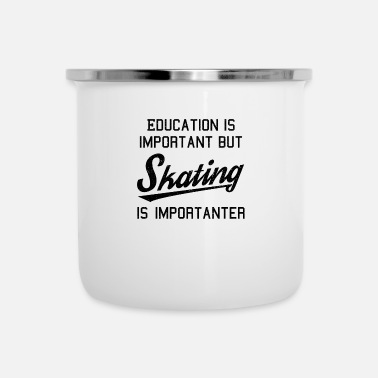 Skate Skate Sayings Say Skateboard - Emalimuki