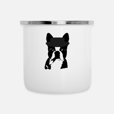 Like A Boss Come un Boss Bulldog - Tazza smaltata