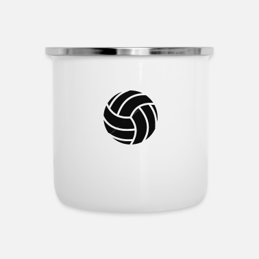 Volley volley - Tazza smaltata
