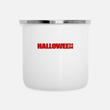 Halloween Halloween - Tazza smaltata