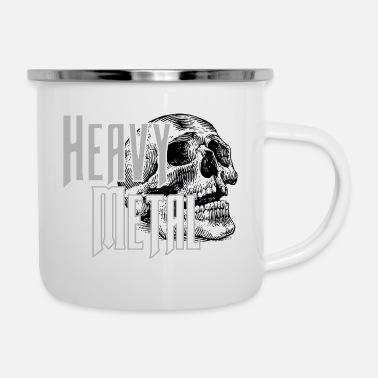 Heavy Metal Heavy Metal - Enamel Mug