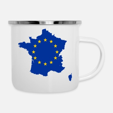 Occupy France - France - Europe - Tasse émaillée