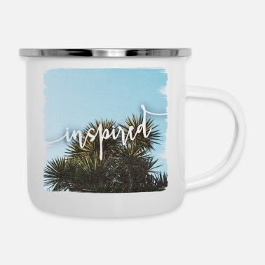 Inspiration Inspired - Enamel Mug