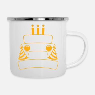 Bone Birthday Shirt For Those Whose Birthday Is Coming - Enamel Mug