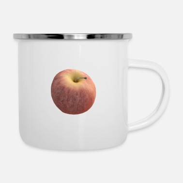 Apple - Enamel Mug
