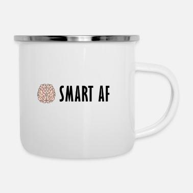 Smart Smart - Smart - Smart AF - Tazza smaltata