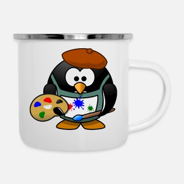 Painter painter 161318 - Emaille-Tasse