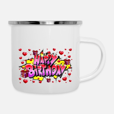 Happy Birthday GRAFFITI HAPPY BIRTHDAY PRINTABLE KAIKKIEN - Emalimuki