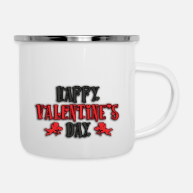 Valentines Day Happy Valentines Day - Camper Mug
