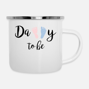 Daddies Daddy To Be - Enamel Mug
