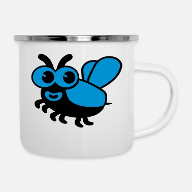 Bug Bug - Tazza smaltata