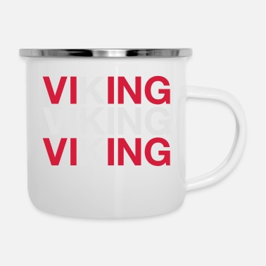 Viking VIKING - Tazza smaltata