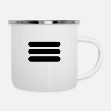 Band bands - Enamel Mug