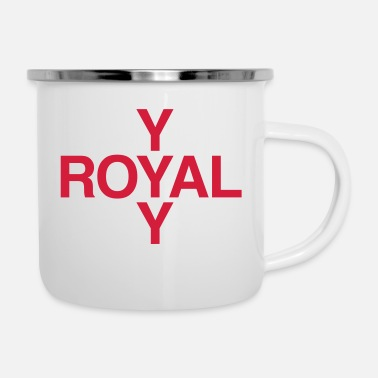 Royal ROYAL - Enamel Mug