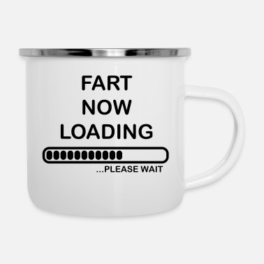 Laden fart_now_loading_f1 - Emaille mok