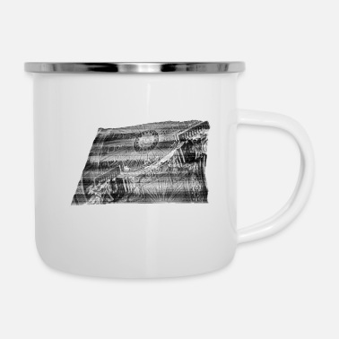 Church In the church - Enamel Mug