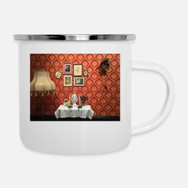 Icon Icons - Emaille-Tasse