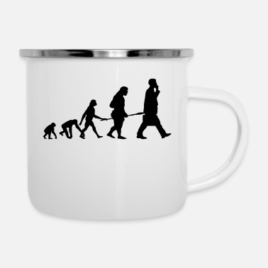 Mobile EVOLUTION MOBILE - Mug émaillé
