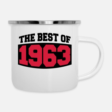 Best Of The Best Of 1963 - Mug émaillé