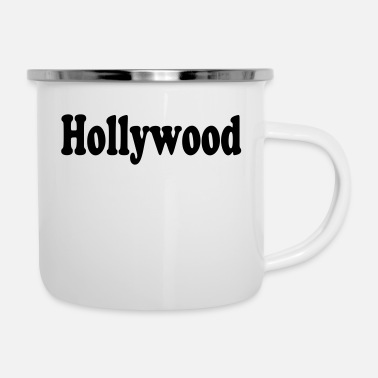 Hollywood hollywood - Emaljekrus