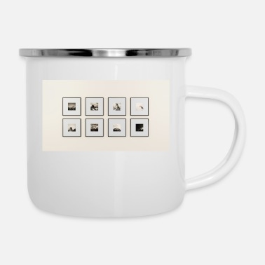 Picture Mountain pictures - Enamel Mug