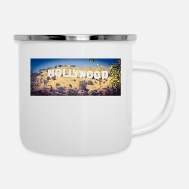 Hollywood Hollywood - Emaille-Tasse
