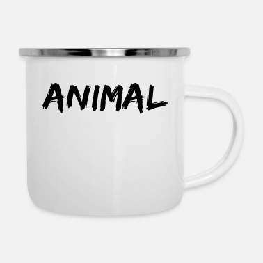Animale animale - Tazza smaltata